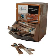 Rørsukker sticks, Fairtrade